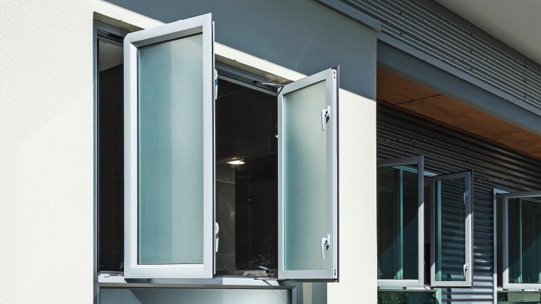 Commercial Casement Windows