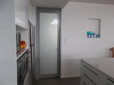 Commercial internal door